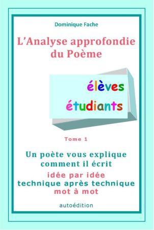 L'Analyse du poème